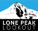 Logo for Lone Peak Lookout