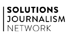 Logo for Solutions Journalism Network